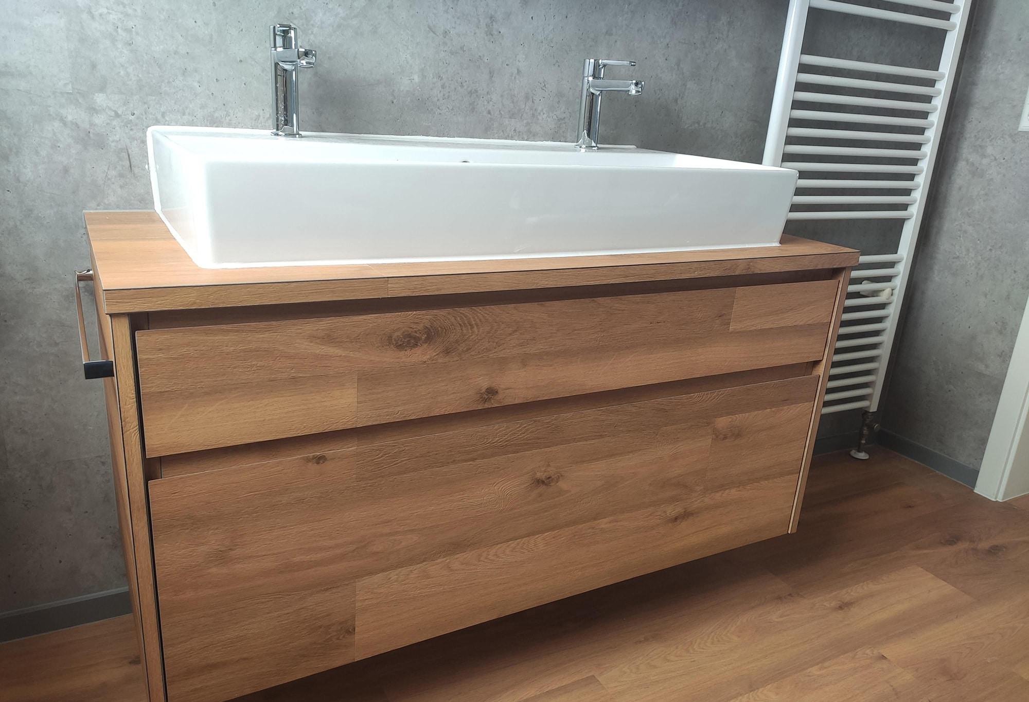 Wohnen Badezimmer Hennemann